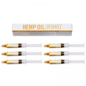 hemp CBD oil